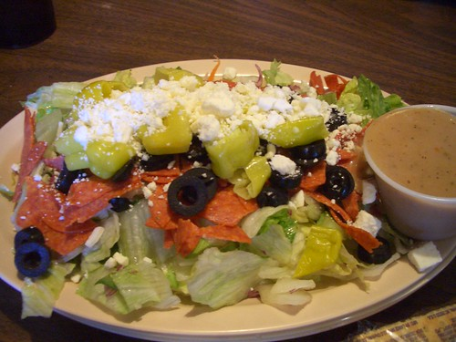 MPC Greek salad