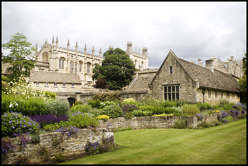 Oxford Grounds