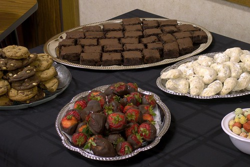 Wedding Catering: Desserts