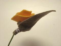 Buquê de flores de feltro (comofaz) Tags: flores vintage flor craft retro casamento feltro tutorial pap tecido costura passoapasso comofaz brunadigasim