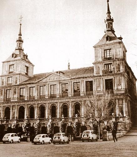 Seiscientos en el Ayuntamiento