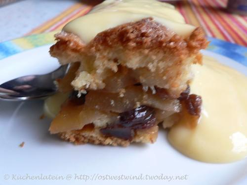 Apfelpasteten-Kuchen der russischen Großmutter 003