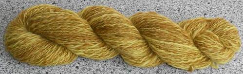 Handspun Gold-Yellow