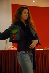 Suzie Plakson (Luigi Rosa) Tags: sf fiction italy trek star italia science next convention klingon voyager vulcan enterprise q suzie generation tarah lazio fantascienza fiuggi topv7777 attrice 111v1f italcon andorian deepcon ambasciatori actreess selar deepcon9 plakson k'ehleyr