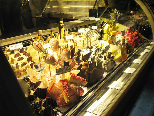 Cafe Gelato at the Forum Shops