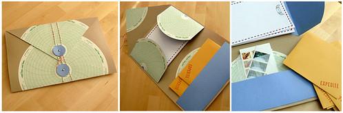 letter portfolios