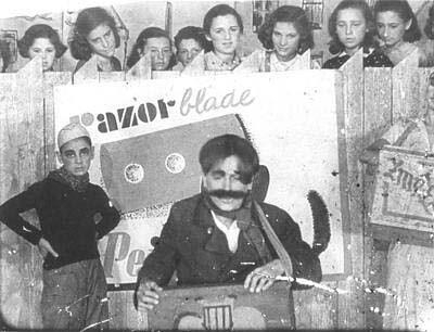 Production of Brundibar in Theresianstadt, Czechoslovakia