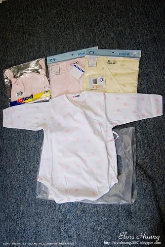200804世貿婦嬰展購買衣服