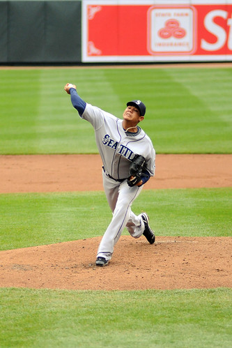 Felix Hernandez world baseball classic