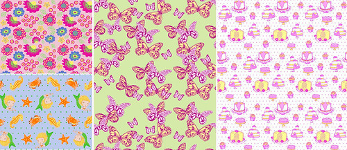 Marikahahn patterns
