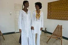Kate Tachie-Menson and Omotoke Olagbaju (Africanfuturist) Tags: africa beads ghana jewel