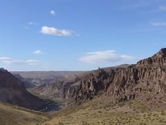 Ruta 40 - Perito Moreno - El Chalten - cuevas de las manos - canyon
