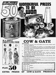 cow and gate