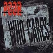 The Poor - Who Cares [CD cover] (1994)