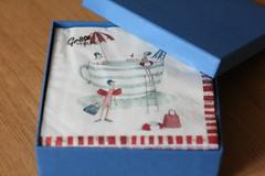 Boîte à serviettes