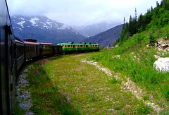 White Pass (*~Dawn~*) Tags: railroad canada alaska train bc skagway yukon whitepass whitepassyukonroute