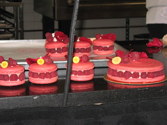 Pierre Hermé: Ispahan Entremet (another view)