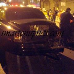 diddy car wreck