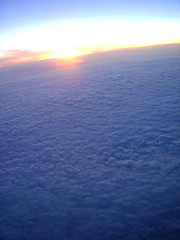 Dawn from the Troposphere (beatnikbug2) Tags: beauty clouds dawn flight troposphere crackofdawn heavenlol naturerules beatnikbug