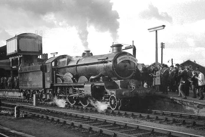 Farewell to Steam 1965