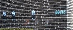 R.I.P. SOLVE (#1908) (Robert Loerzel) Tags: streetart chicago graffiti solve