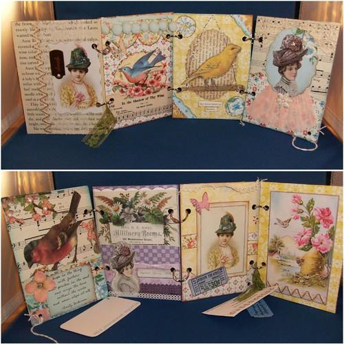 Birds&Bonnets Panels