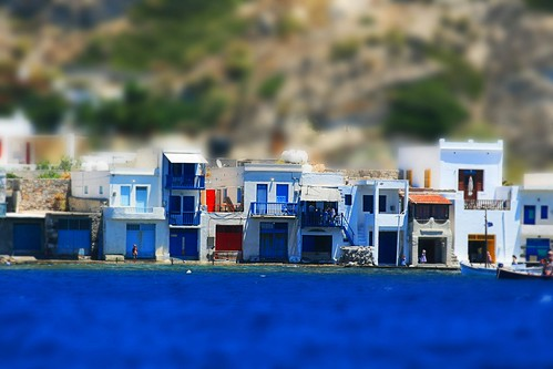 Mini Greece (by niklausberger)