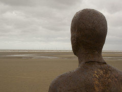 Another Place #2 (.dano) Tags: anthonygormley anotherplace crosbybeach