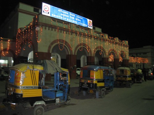 Amritsar train station