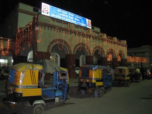 Amritsar train station