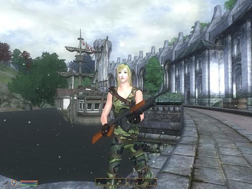 上古捲軸4(Oblivion) 遊戲畫面