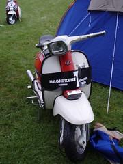 mag 7 sc (mark & anne's photos) Tags: vespa rally lambretta scooters custom scooterrally bretta ronniebiggs