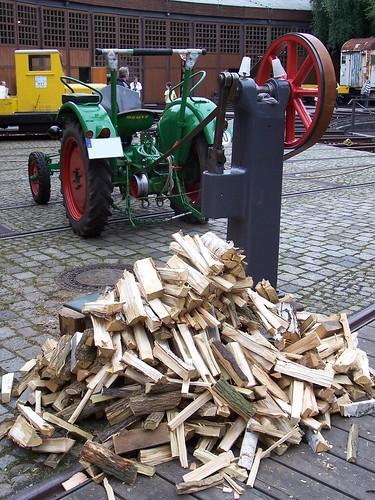 Holzspalter