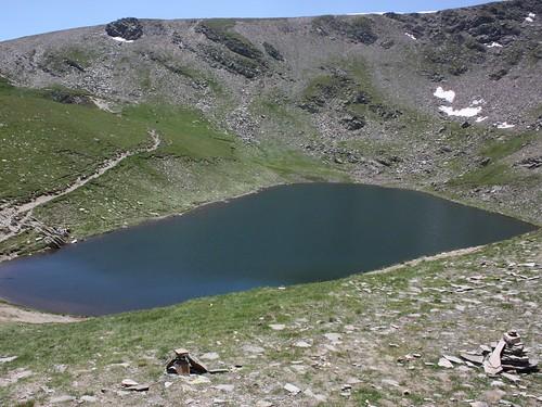 """Сълзата езеро (The """"Tear"""" lake)"""