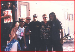 Stephanie de la Cruz, SeaDog, Cypress Hill, & Chris Penn