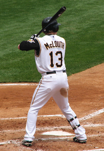Nate McLouth Atlanta Braves