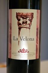 2002 La Velona Brunello di Montalcino