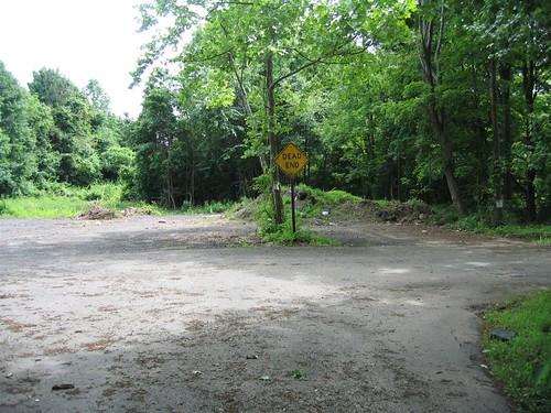 Developed dead end