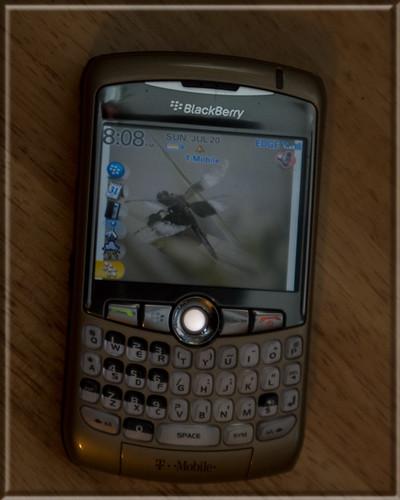My new BlackBerry