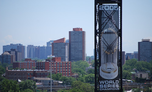 2005 World Series Banner