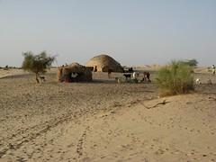 Taureg encampment (Tim Little) Tags: africa desert mali timbuktu tuareg timbuctou timbuktoo