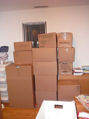 stereo and electronics equipment (alist) Tags: moving move alist boxes robison alicerobison ajrobison