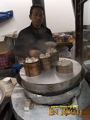 Rice Dumpling Vendor