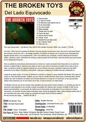 The Broken Toys - Del Lado Equivocado @ Press Release