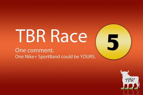 5TBRrace