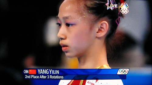 Yilin Yang of China