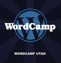 WordCamp Utah logo