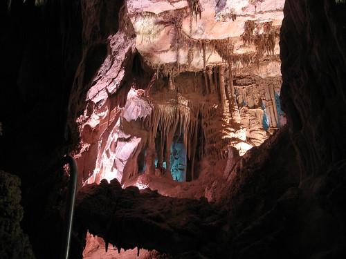 Inside Lehman's Cave
