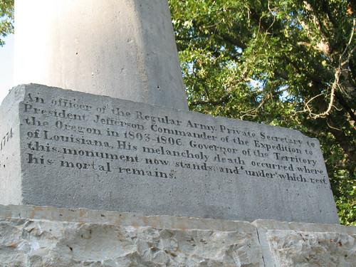 Meriwether Lewis Grave (3)