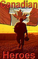 Canadian Heroes logo